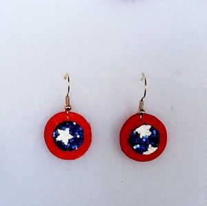 Merica earrings